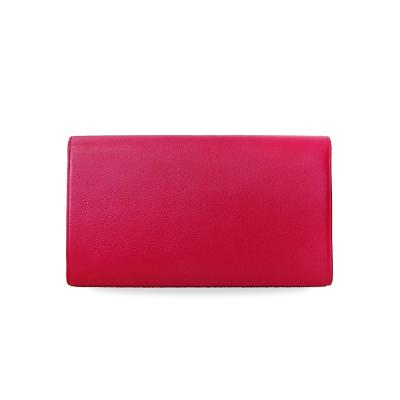belle de jour clutch red